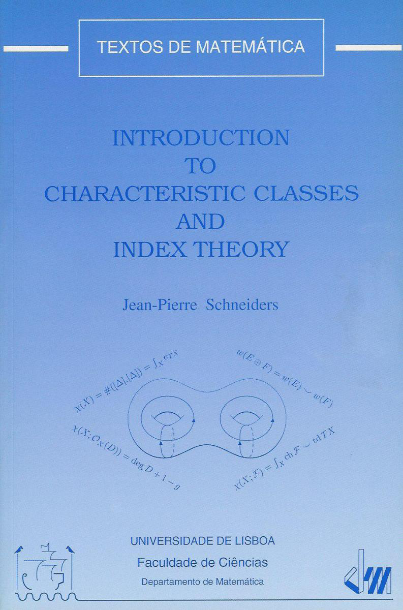 Introduction to Characteristic Classes and Index Theory