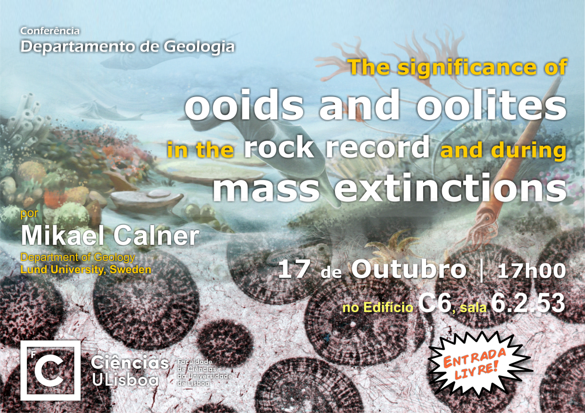 The significance of voids and oolites in the rock record and during mass extinctions