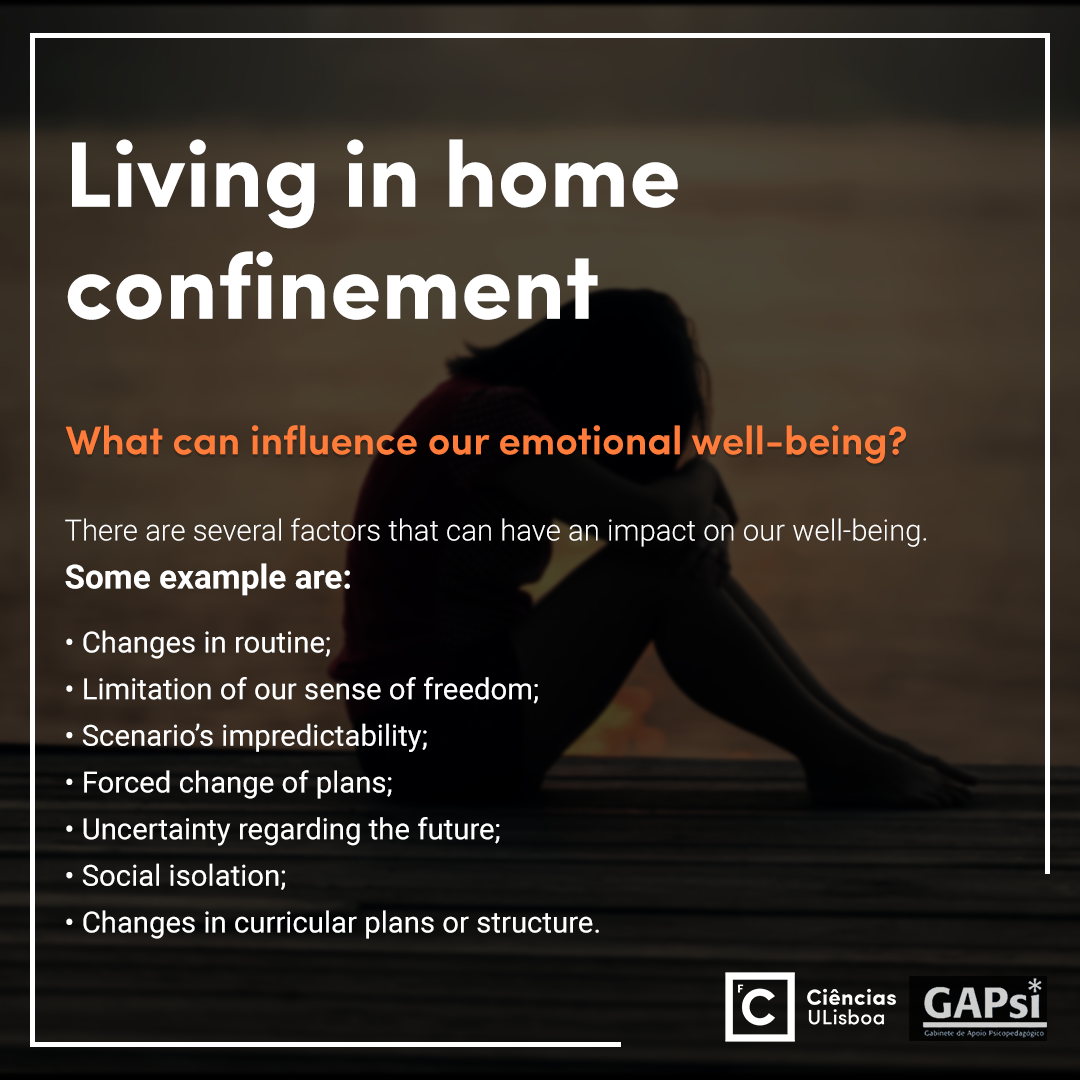 Living in home confinement - Slide 2