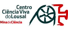 Logotipo do Centro Ciência Viva do Lousal