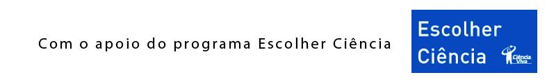Logotipo Escolher Ciência