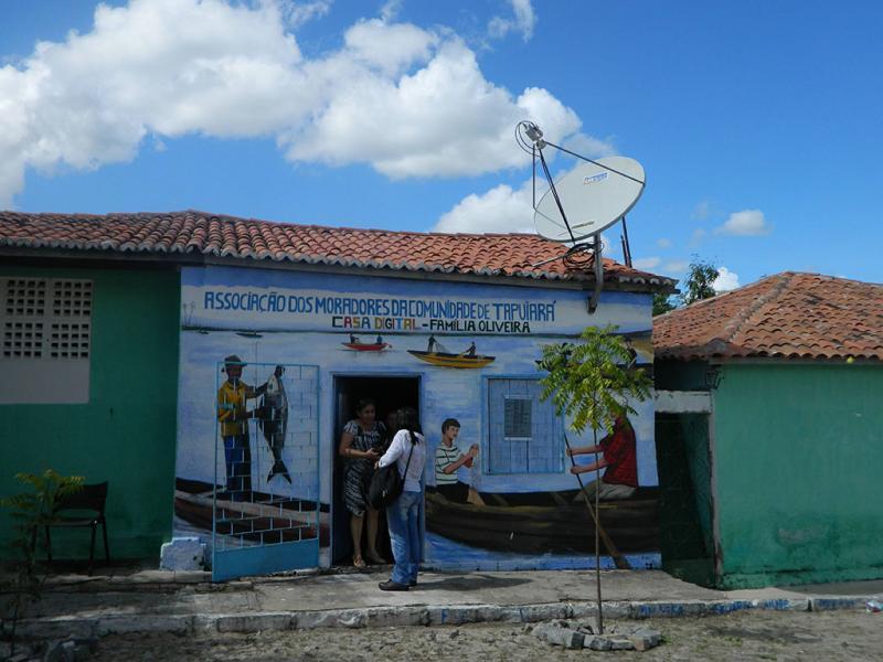 Casa Digital de Tapuiará