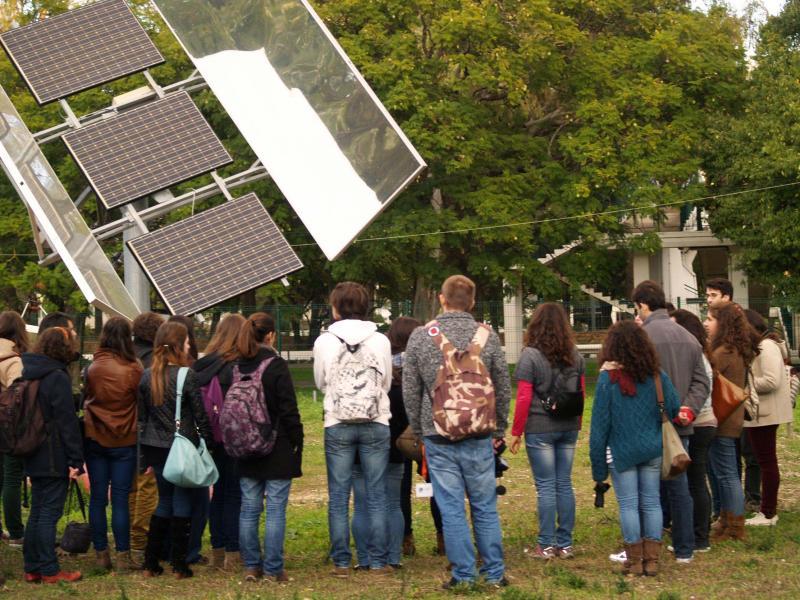 Atividades da Semana Ciência e Tecnologia: um Planeta, a Nossa Casa 2013