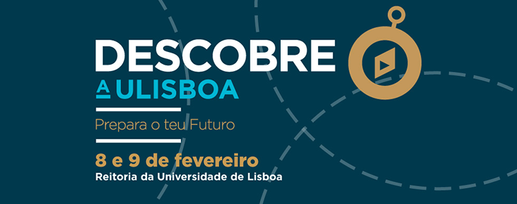 Logo do Descobre a Ulisboa 2018
