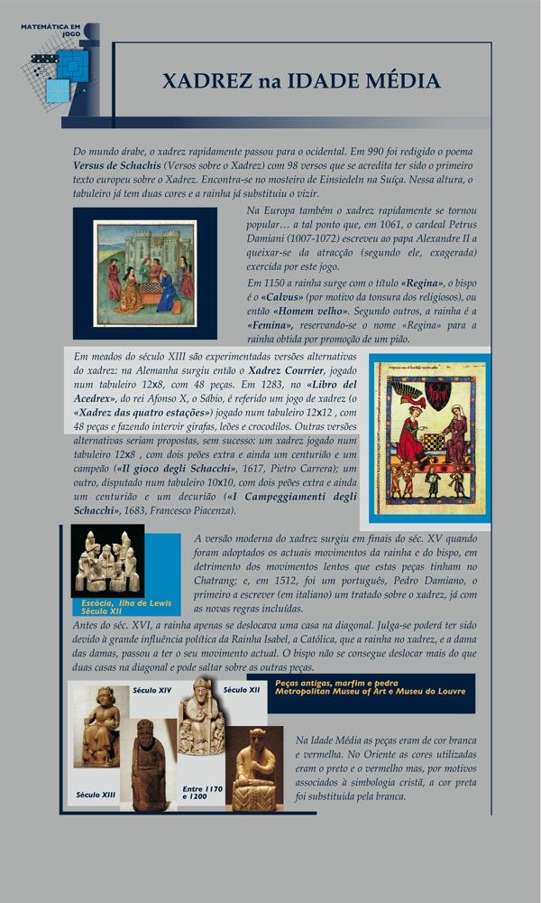 """Ficheiro da versão digital da exposição """"Jogos Medieivais"""""""