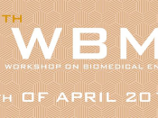 11th WBME - Workshop on Biomedical Engineering