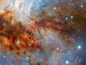 Enxame estelar RCW 38