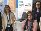 Fadhil Musa, Rita Maçorano, Ana Faísca, Filipa Tomé e Francisca Canais
