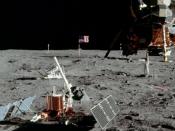 Chegada à Lua