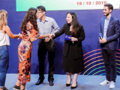"""2.ª edição do prémio """"Internet +"""" de inovação e empreendedorismo da China e países de língua portuguesa para estudantes universitários"""