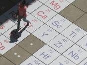 Tabela Periódica no C8