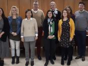 Grupo de investigadores do HIT-CF Europe