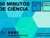 Imagem ilustrativa do evento, acompanhada do respetivo título, dia, hora e logótipo da entidade organizadora