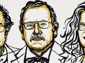 Roger Penrose, Reinhard Genzel e Andrea Ghez