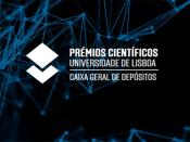 Logotipo dos Prémios Científicos ULisboa/Caixa Geral de Depósitos 2019