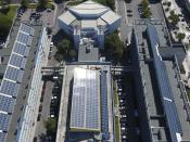 Telhados fotovoltaicos