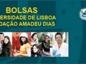 Bolsas Universidade de Lisboa / Fundação Amadeu Dias