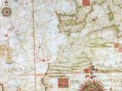 Os desertos e as ourelas do Mar: uma carta atlântica portuguesa do século XVI da Biblioteca Centrale della Regione Siciliana