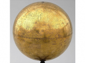 "Conferência no âmbito do projeto MEDEA-CHART | CIUHCT ""Johann Schöner's Globe of 1523: The Final Resolution of the Crisis in Renaissance Cosmography"""