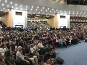 Grande auditório de Ciências ULisboa
