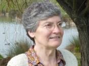 Imagem da professora Maria José Boavida