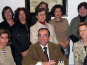 Constituição da AMONET no notário em 2004