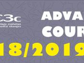 Cursos Avançados cE3c 2018/2019