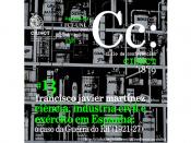 """Conferências CIUHCT """"Ciência, indústria civil e exército em Espanha: o caso da Guerra do Rif (1921-27)"""""""