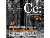 "Conferências CIUHCT ""Ricardo Carlos Smith, a forgotten pioneer of Portuguese horticulture"""