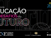 """Conferência """"A Educação e os Desafios do Futuro"""""""