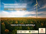 """Curso de formação avançada """"Direito Agrário e Sustentabilidade"""""""