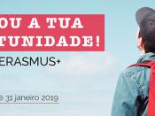 Bolsas Erasmus+ para estágios de verão em 2019