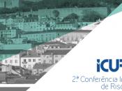 Logótipo da iniciativa, associado a uma fotografia de Lisboa