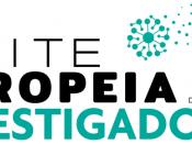 Logótipo da Noite Europeia dos Investigadores, sobre um fundo branco