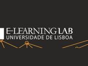 Logótipo do e-Learning Lab da ULisboa