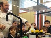 Crianças dos 5 aos 9 anos descobrem as Ciências na FCUL