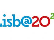 Logotipo Lisboa 2020