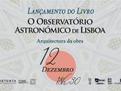 Observatório Astronómico de Lisboa - Arquitetura da Obra