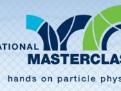 Masterclasses Internacionais em Física de Partículas - Ser Cientista por um dia ... Com as Mãos nas Partículas