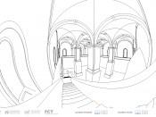 Pormenor gráfico do projeto NAADIR