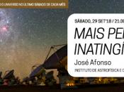 Noites no Observatório - Mais perto do inatingível