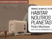 Habitar noutros Planetas