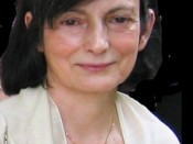 Rosto de Maria Antónia Amaral Turkman