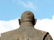 Estátua de José Pinto Peixoto por Laranjeira Santos
