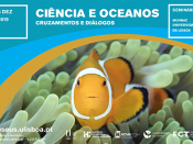 Imagem ilustrativa do evento, acompanhada de várias informações (título, dia, local e entidades participantes)