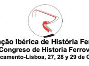Logótipo do evento, sobre um fundo branco