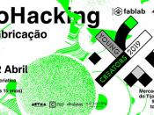 Young Creators 2019 - módulo de Bio Hacking e Bio Fabricação