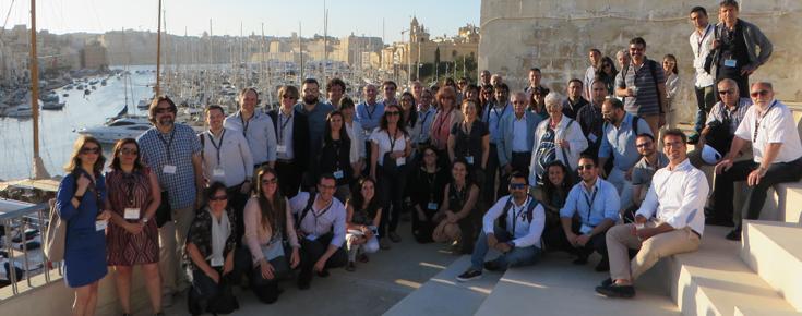 Reunião final do comité de gestão da Ação COST TD1301, em Malta, em junho de 2017