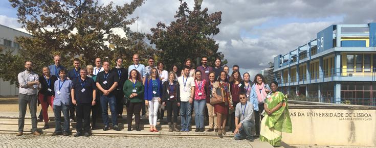 Comité de Gestão da Ação COST CA15216 reuniu-se em Ciências ULisboa