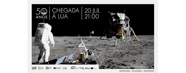 Comemorações dos 50 anos da chegada à Lua